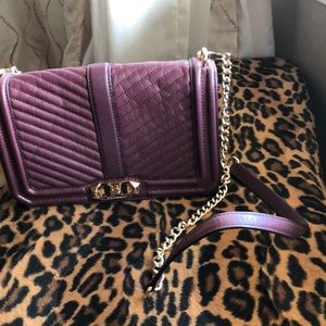 Rebecca Minkoff Bags - Rebecca Minkoff Leather Quilted Crossbody